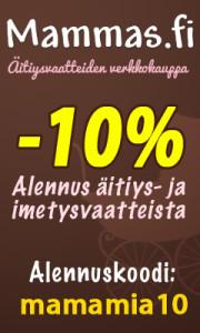 Imetysvaatteet netistä edullisesti - Mammas.fi