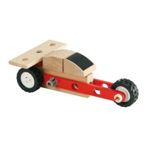 BRIO Builder dragster auto