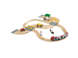 BRIO Rail & Road Matkustus rata