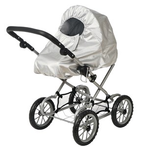 BRIO BRIO Role Play - 24890599 Doll Pram Rain Cover 3 - 6 years