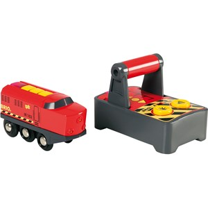 BRIO BRIO World - 33213 Remote Control Engine 3 - 8 years