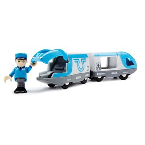 BRIO BRIO World - 33506 Travel Battery Train 3 - 6 years