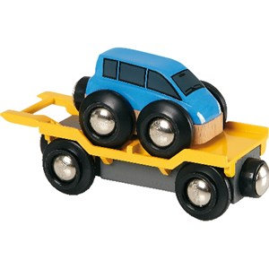 BRIO BRIO World - 33577 Car Transporter 3 - 6 years