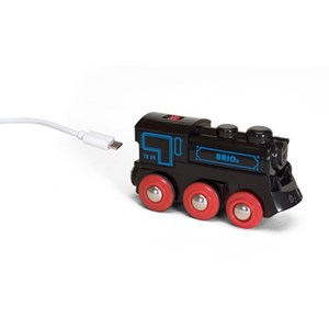 BRIO BRIO World - 33599 Rechargeable Engine with mini USB cable 3 - 7 years
