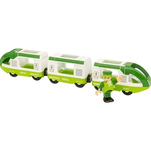 BRIO BRIO World - 33622 Green Travel Train 3 - 6 years