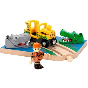 BRIO BRIO World - 33721 Safari Crossing 3 - 7 years
