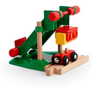 BRIO BRIO World - 33792 Hay Loading Station 3 - 7 years