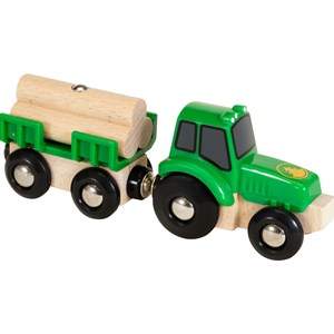 BRIO BRIO World - 33799 Tractor with load 3 - 7 years