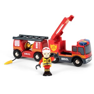 BRIO BRIO World - 33811 Emergency Fire Engine 3 - 7 years