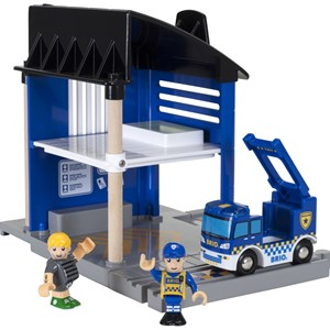 BRIO BRIO World - 33813 Police Station 3 - 7 years