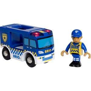 BRIO BRIO World - 33825 Police Van 3 - 7 years