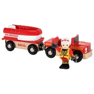 BRIO BRIO World - 33859 Rescue Boat 3 - 7 years