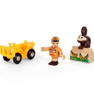 BRIO BRIO World - 33865 Safari Worker Play Kit 3 - 8 years