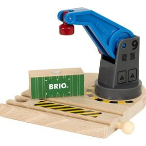 BRIO BRIO World - 33866 Low Level Crane 3 - 7 years