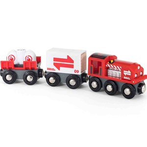 BRIO BRIO World - 33888 Cargo Train 3 - 8 years
