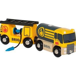 BRIO BRIO World - 33907 Tanker Truck with Wagon 3 - 8 years