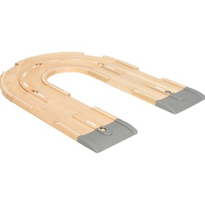 BRIO Träjärnväg, Road Expension Pack 3 - 6 years