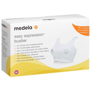 Medela Easy Expression? Bustier White S
