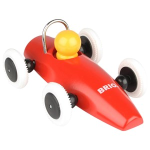 BRIO BRIO Baby - 30077 Race Car White