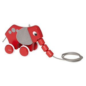 BRIO BRIO Baby - 30186 Pull Along Elephant 12 months - 3 years