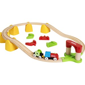 BRIO BRIO My First Railway - 33710 Battery Operated Train Set 12 months - 6 years