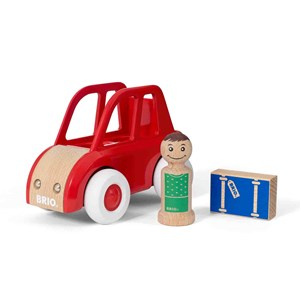 BRIO BRIO My Home Town - 30346 Town Car 24 months - 3 years