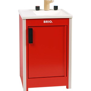 BRIO Diskbänk, Röd 3 - 6 years