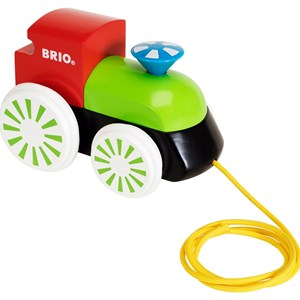 BRIO BRIO® Baby - 30240 Pull Along Engine 11 months - 3 years