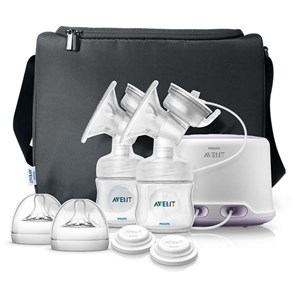 Philips Avent Electronic Twin Natural Breast Pump