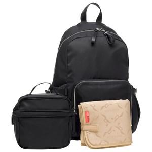 Storksak Hero Backpack Black