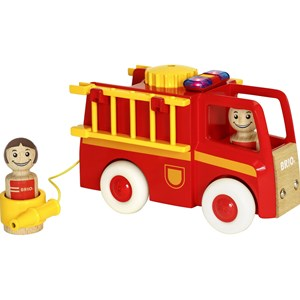 BRIO BRIO® My Home Town ? 30383 Light and Sound Fire Truck 12 months - 8 years