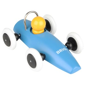 BRIO BRIO Baby - 30077 Race Car Blue