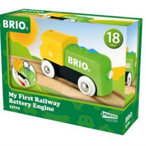 BRIO WORLD My first -paristojuna