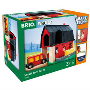 BRIO WORLD Smart tech -maatila