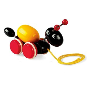 BRIO BRIO® Baby ? 30367 Pull Along Ant with Egg 12 months - 3 years