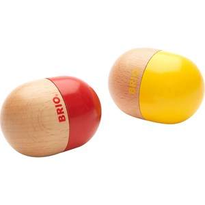 BRIO BRIO® Toddler ? 30180 Musical Shakers 12 months - 6 years