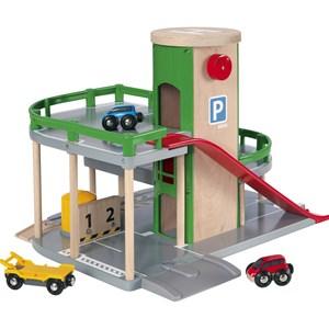 BRIO BRIO® World ? 33204 Parking Garage 3 - 8 years
