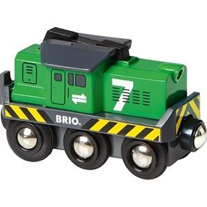 BRIO BRIO® World - 33214 Freight Battery Engine 3 - 6 years