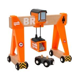 BRIO BRIO® World 33732 ? Gantry Crane 3 - 8 years