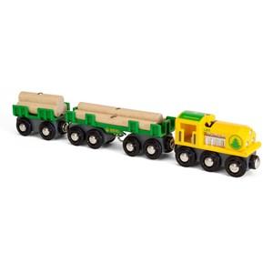 BRIO BRIO® World - 33775 Lumber Train 3 - 7 years