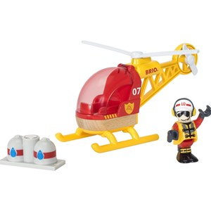 BRIO BRIO® World - 33797 Firefighter Helicopter 3 - 6 years
