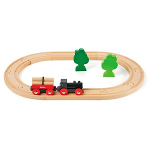 BRIO BRIO Classic - 33042 Little Forest Train Set