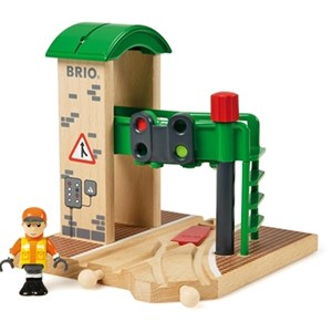BRIO BRIO World - 33674 Signal Station 3 - 6 years