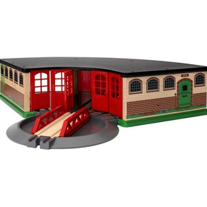 BRIO BRIO World - 33736 Grand Roundhouse 3 - 8 years
