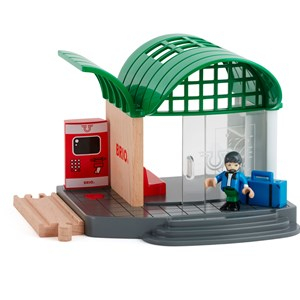 BRIO BRIO World - 33745 Train Station 3 - 8 years