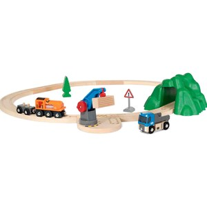 BRIO BRIO World - 33878 Starter Lift and Load Set 3 - 8 years