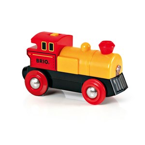 BRIO Two-Way Battery Powered Engine 3 - 8 years